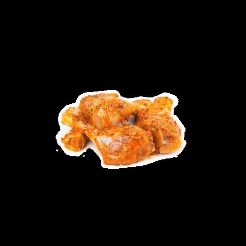 Голень куриная в маринаде