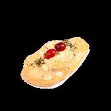 Филе «Прелесть» с персиком и клюквой